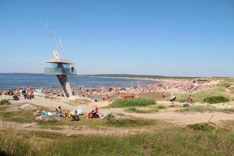 Halmstad är Årets Sommarstad 2014
