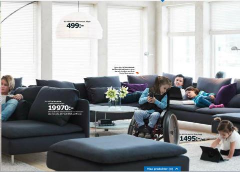 IKEA med en känsla av Funkisbyrån!