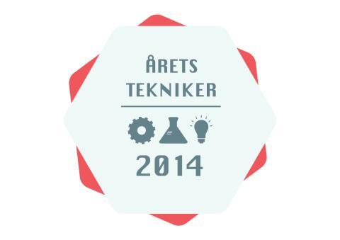 Jakten på Årets Tekniker 2014 börjar NU!