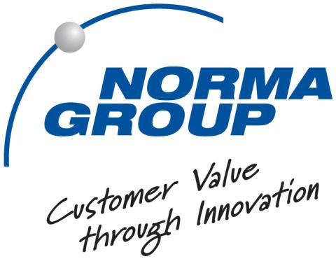 NORMA Group hedras för kvalitet och leveranssäkerhet.