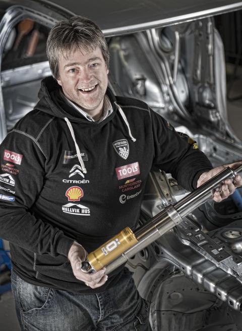 Petter Solberg henter sjefsingeniør fra Formel 1