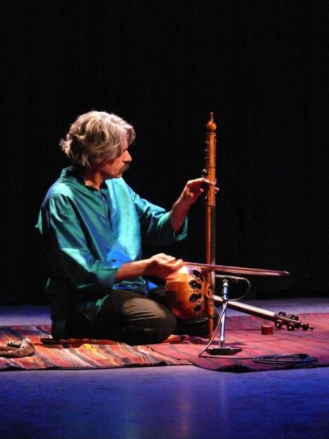 Kayhan Kalhor och Erdal Erzincan, 3 november 16.00 - Uppsala International Sacred Music Festival