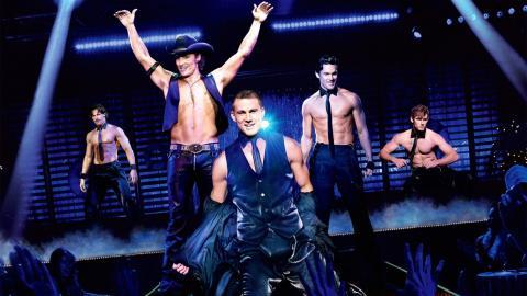 Tatum och McConaughey bjuder på show