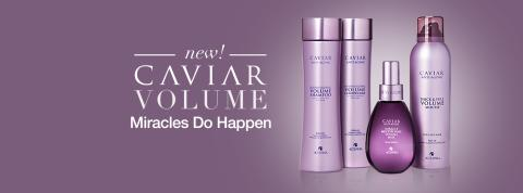 Alterna Caviar Volume Header