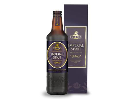 Drikk senere, ikke nå – Fuller's Imperial Stout for lagring