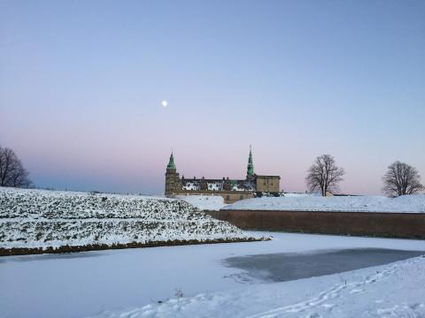 Kronborg byder på kongelige juleeventyr.