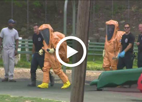 Trellchem in the NEWS - Hazmat Incident In Waterbury, CT (US)