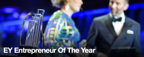 Cicerons grundare nominerade till EY Entrepreneur of the year.