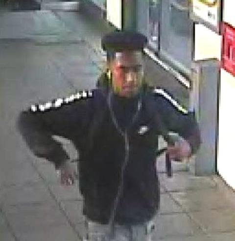 Appeal to identify man following assault