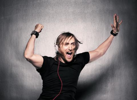 David Guetta til Norge!
