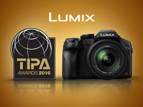 Three Panasonic Digital Imaging Products Awarded Prestigious Global Industry Accolades