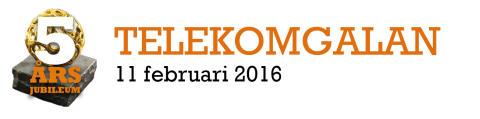 Zound Industries Årets bolag på Telekomgalan