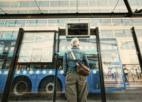 Test av ny mobilitetstjänst i Göteborg