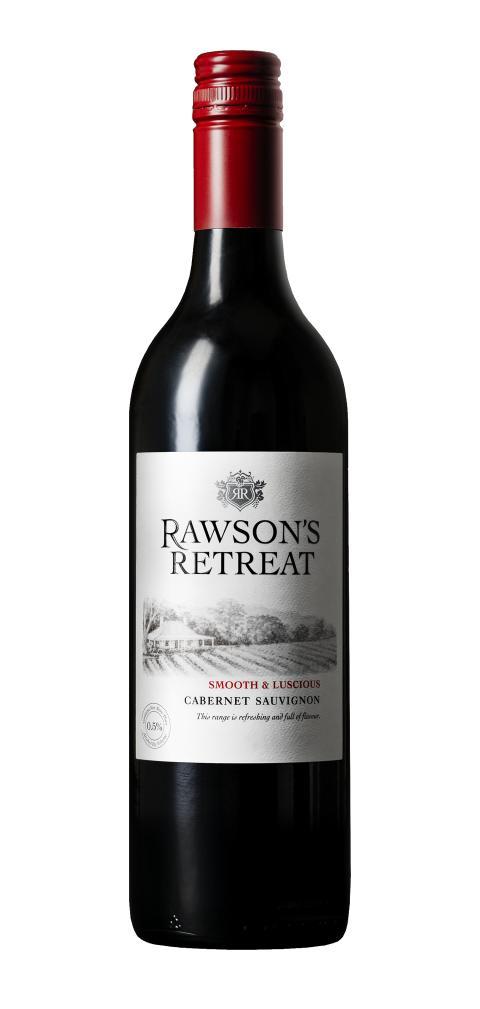 Rawson's Retreat Cabernet Sauvignon 0,5 %