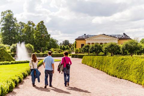 Uppsalas gästnätter ökade 5 % första halvåret 2015