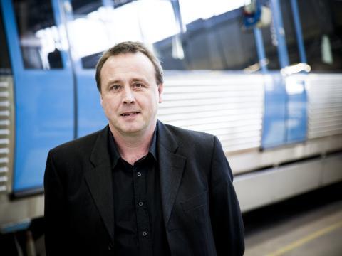 Jan Lindström, kvalitets- och säkerhetschef TBT