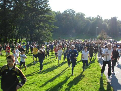 Sveriges största motionslopp firar trettio år