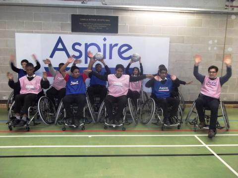 Disability Sports Day for children in Harrow, Brent and Barnet