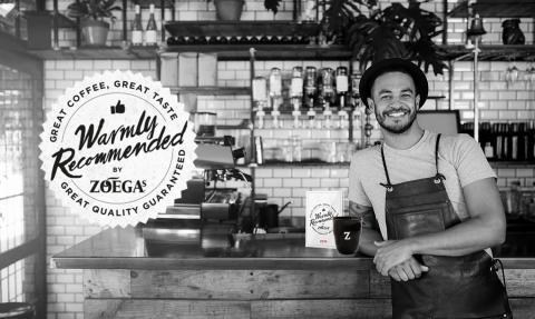 Utmärkelse hjälper konsumenterna att hitta de caféer och restauranger som serverar riktigt gott kaffe