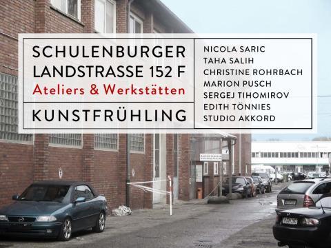 Kunstfrühling in Hainholz – Hannover stellt aus – April 2015