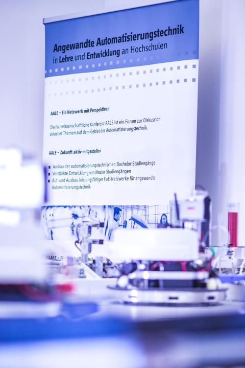 Wissenschaftliche Konferenz AALE 2017 an der TH Wildau zu Herausforderungen von Industrie 4.0 für die akademische Lehre und Forschung