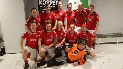 Zellout vann Uppsalakvalet i Sweden Floorball Cup