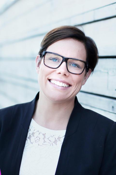 Kim Reenaas, verksjurist på Elsäkerhetsverket.