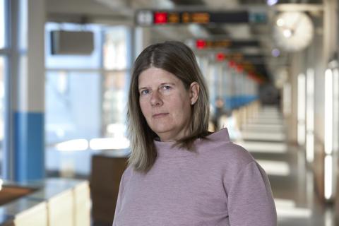 Sara Frank, enhetschef ekonomi