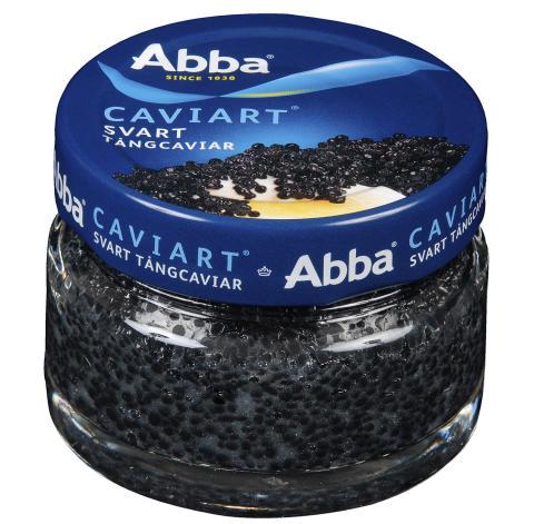 Abba Caviart (Svart Tångcaviar)