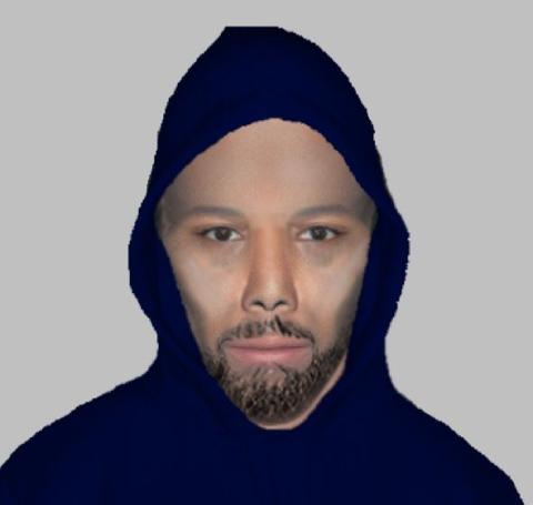 E-fits released after attempted robbery in Weston
