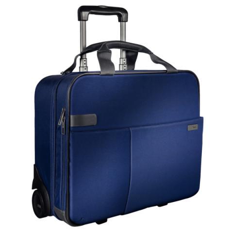 Leitz Complete Traveller - resväskor för den  mobila affärsresenären!