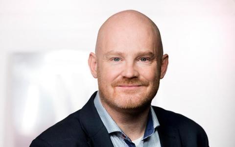 Morten Kabell deltager på Ejendomsmessen