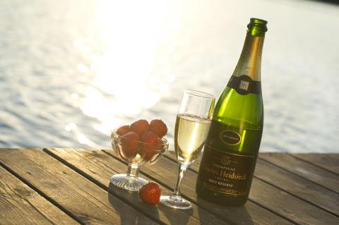 Charles Heidsieck Brut Reservé – fruktig lyxig champagne med ikonstatus