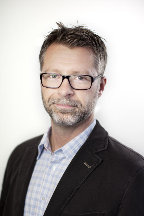 Joachim Gustafsson, biträdande universitetsdirektör och kommunikationschef