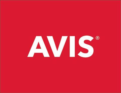 Avis logo, web