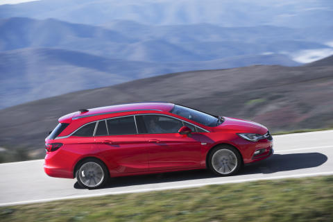 Opel ökade hela 22,5 procent 2016