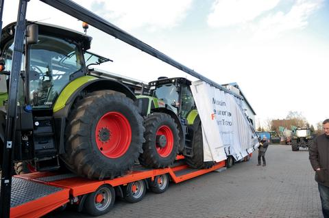 CLAAS reduces series production at Harsewinkel in a controlled manner