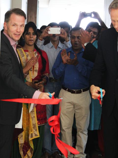Technia expands and moves into a new office in Thane, India