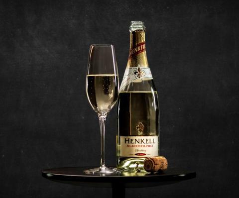 Martin Schmetzer i ny kampanj för Henkell Alkoholfri