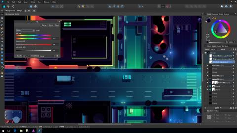 Affinity Designer for Windows screenshot