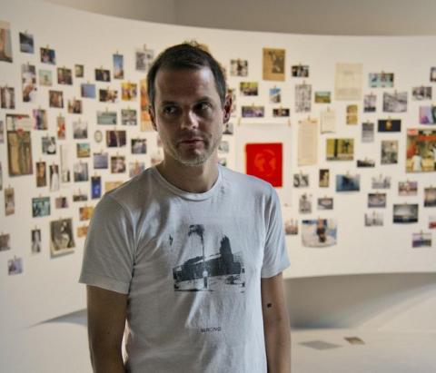 Møt Nicolas Garait-Leavenworth, kuratoren av det litterære programmet i utstillingen «Los Angeles – A Fiction»!