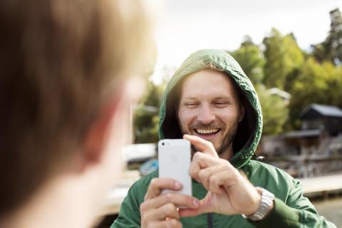 Sådan bliver du professionel iPhone-fotograf