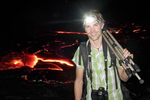 Fredrik Schenholm om sina passioner i livet