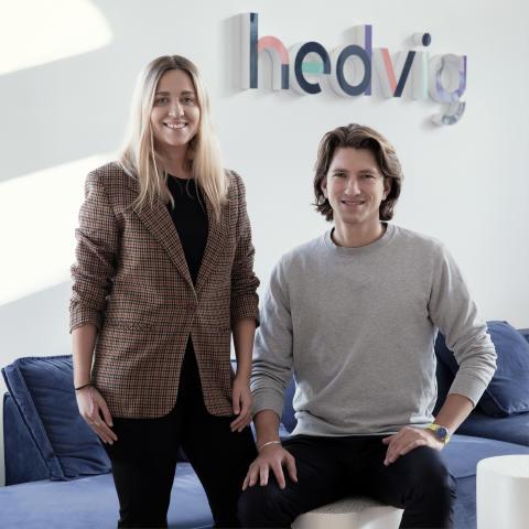 Blooc inleder samarbete med Hedvig – smarta och enkla hemförsäkringar som utmanar den uråldriga och konservativa försäkringsbranschen!