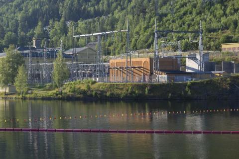 Das Green Mountain DC 1- Rechenzentrum in der Nähe von Stavanger wird mit Fjordwasser gekühlt.