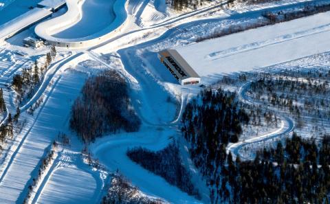 Hankook styrker satsingen på europeiske vinterdekk: Bygger nytt, stort testsenter i Ivalo