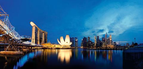 Citybreak i Singapore: Vild natur, adventure, sport, shopping og skyline i særklasse