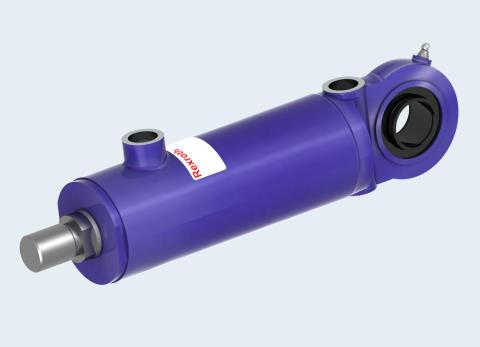 Rexroth lanserar en ny cylinderserie