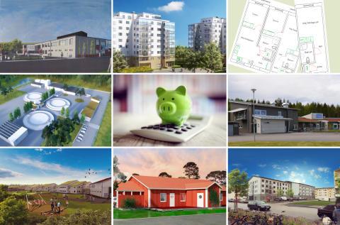 Lidköpings kommun bidrar till minskade koldioxidutsläpp genom hållbara investeringar