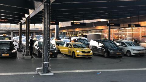 Swedavia går med i elbilstaxi-initiativet Nollzon